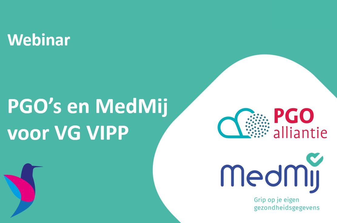 Vrijgevestigde ggz-professionals geïnformeerd over digitalisering in de sector, PGO's, MedMij & VG VIPP